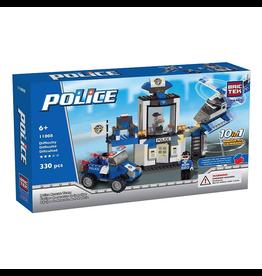 BRICTEK POLICE RESCUE TEAM 10 IN 1