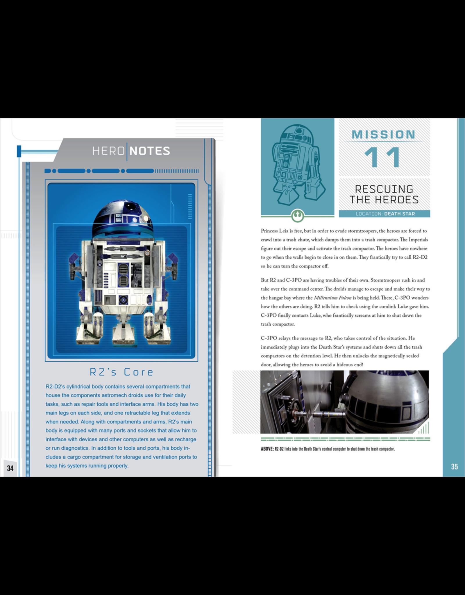 Outset BUILD R2-D2