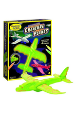 Creativity for Kids CREATIVITY FOR KIDS GLOW-IN-THE-DARK CREATURE PLANES
