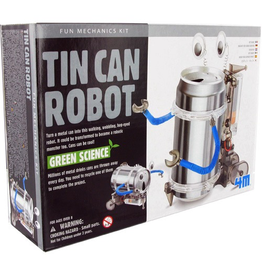 4M 4M Green Science - Tin Can Robot