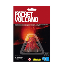 4M 4M Mini Pocket Volcano