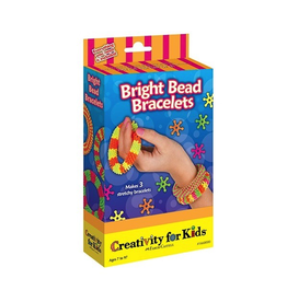 Creativity for Kids Bright Bead Bracelets that go with everything!