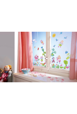 HABA WINDOW STICKERS FAIRY GARDEN