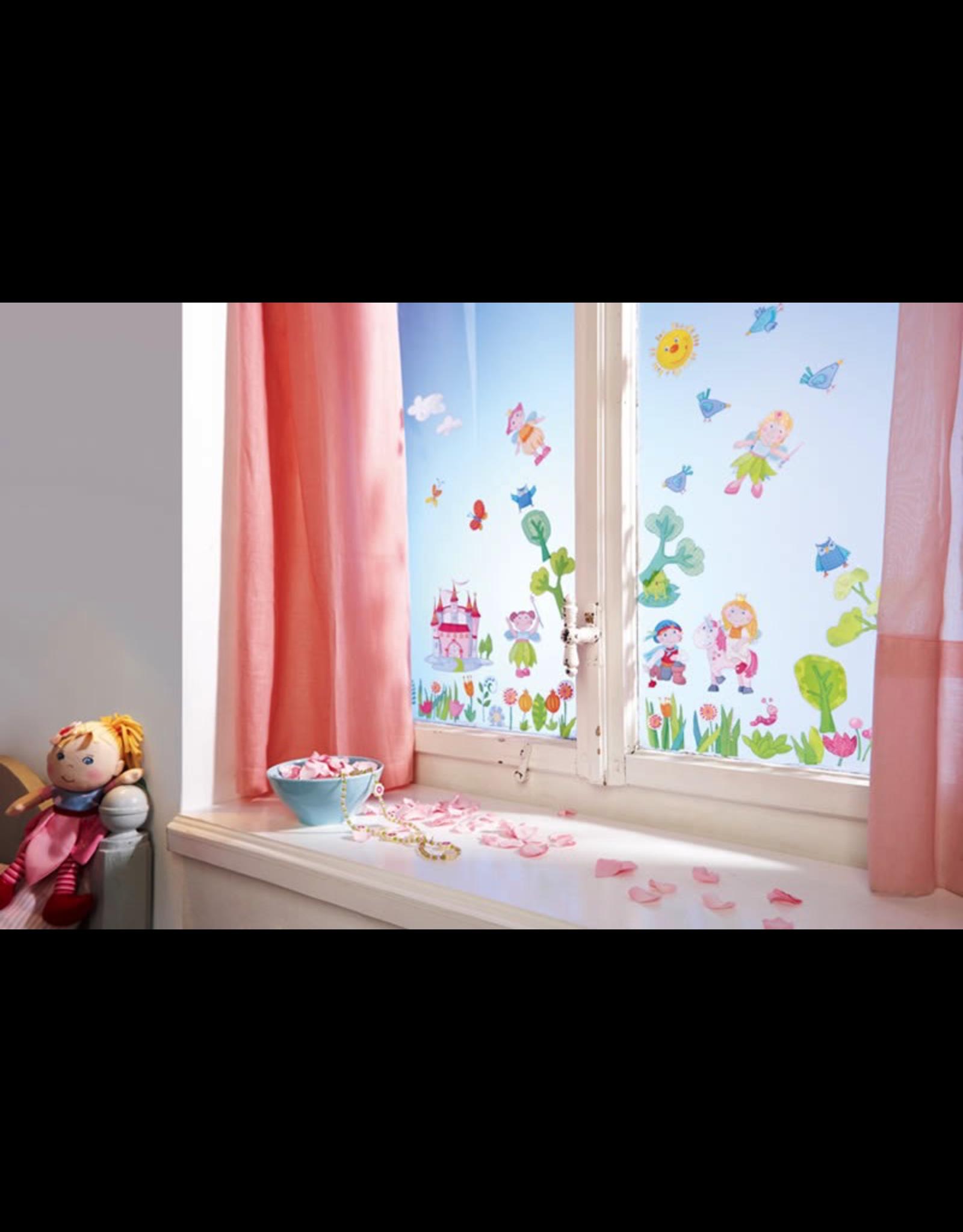 HABA WINDOW STICKERS FAIRY GARDEN