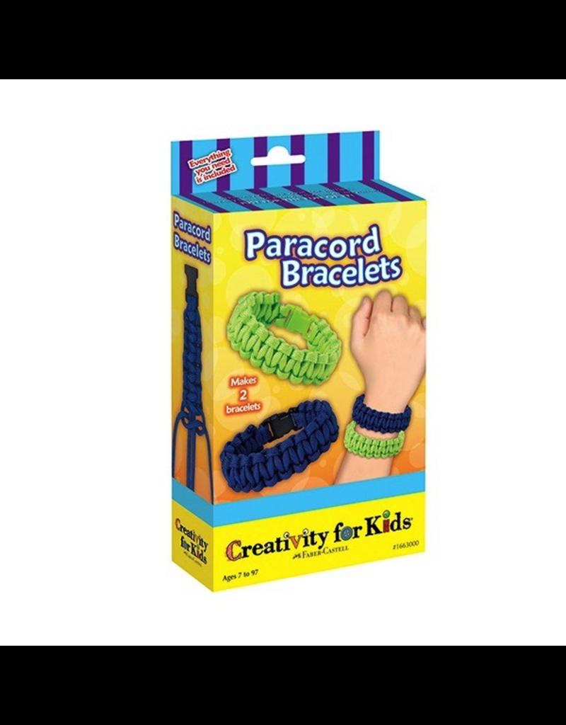 Creativity for Kids PARACORD BRACELETS MINI KIT