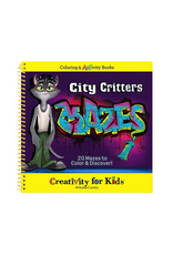 Creativity for Kids CITY CRITTERS MAZES