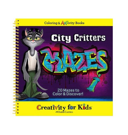Creativity for Kids City Critters Maze