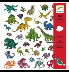 Djeco Dejeco Stickers - Dinosaurs