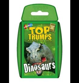 Top Trumps TOP TRUMPS - DINOSAURS