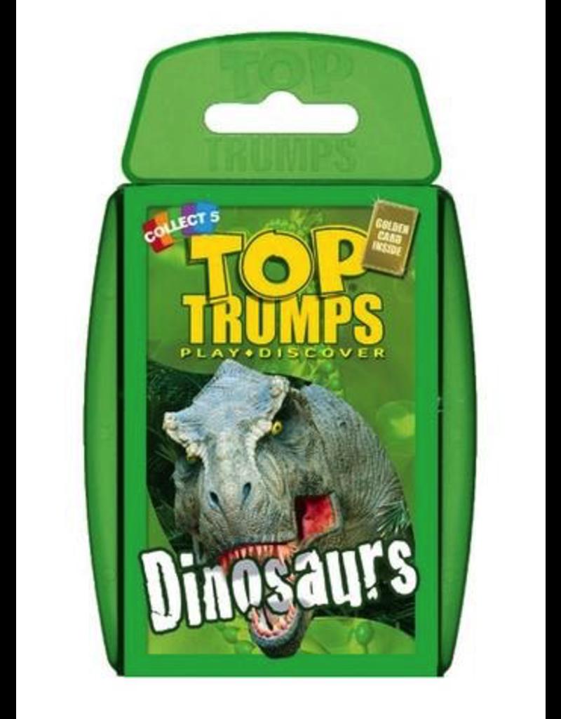 Top Trumps TOP TRUMPS DINOSAURS