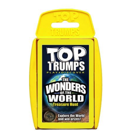 Top Trumps TOP TRUMPS THE WONDERS OF THE WORLD
