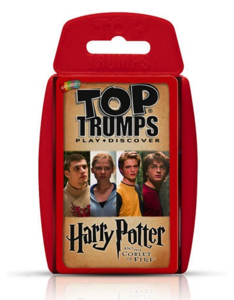 Top Trumps TOP TRUMPS HARRY POTTER AND THE GOBLET OF FIRE