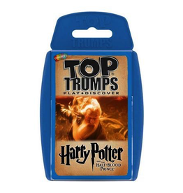 Top Trumps TOP TRUMPS - HARRY POTTER AND THE HALF-BLOOD PRINCE
