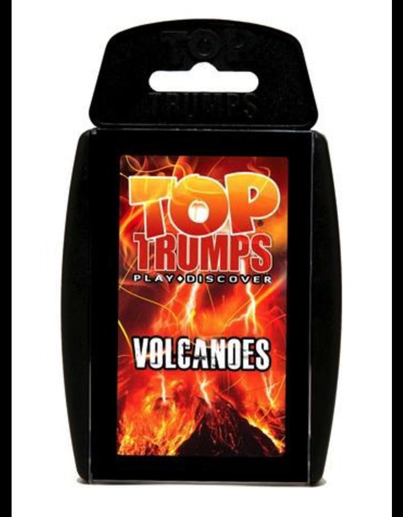 Top Trumps TOP TRUMPS VOLCANOES