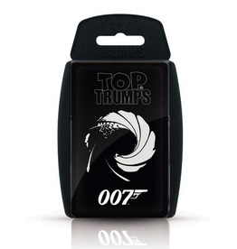 Top Trumps TOP TRUMPS - JAMES BOND 007 CARD GAME