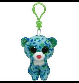 Ty Leona - Blue Leopard Clip