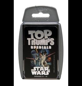 Top Trumps TOP TRUMPS SPECIALS - STAR WARS EPISODES 4-6