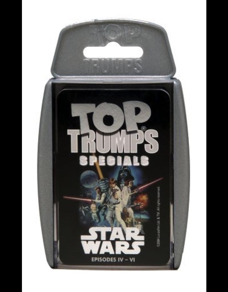 Top Trumps TOP TRUMPS STAR WARS EPISODES 4-6