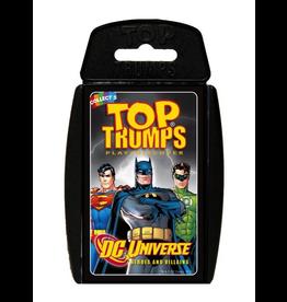 Top Trumps TOP TRUMPS - DC UNIVERSE