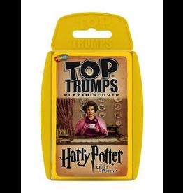Top Trumps TOP TRUMPS - HARRY POTTER & THE ORDER OF THE PHOENIX