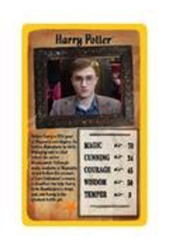 Top Trumps TOP TRUMPS HARRY POTTER AND ORDER OF THE PHOENIX