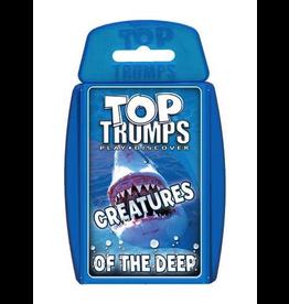Top Trumps TOP TRUMPS - CREATURES OF THE DEEP