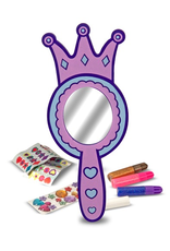 Melissa & Doug WOODEN PRINCESS MIRROR  DYO