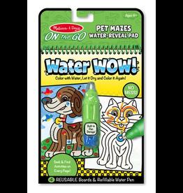 Melissa & Doug Water Wow - Pet Mazes
