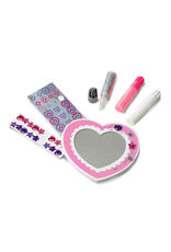 Melissa & Doug WOODEN HEART MIRROR