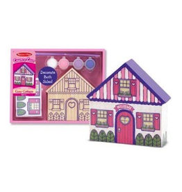 Melissa & Doug Decorate-Your-Own Cozy Cottage