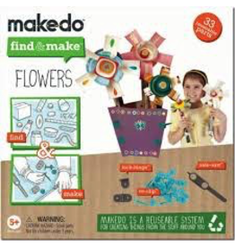 Makedo MAKEDO FIND & MAKE FLOWERS