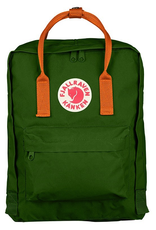 Fjallraven KANKEN LEAF GREEN-BURNT ORANGE