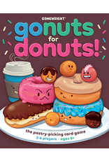 Gamewright GONUTS FOR DONUTS