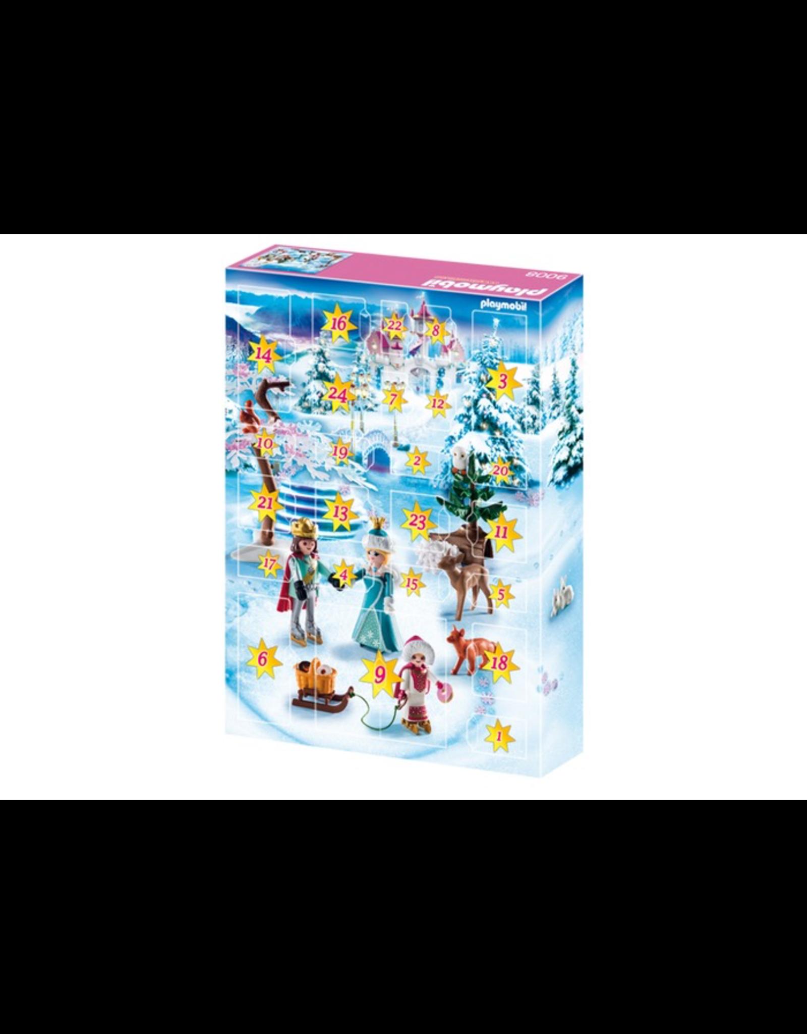 Playmobil 9008 ADVENT CALENDAR - ROYAL ICE SKATING