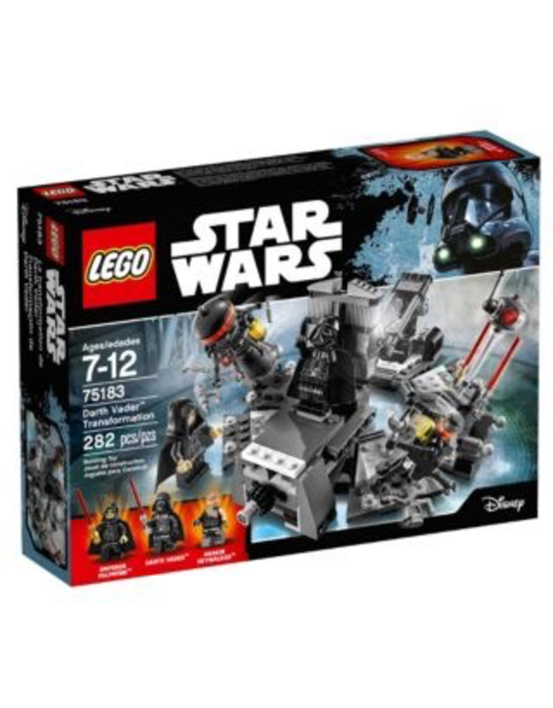 LEGO STAR WARS 75183 DARTH VADER™ TRANSFORMATION
