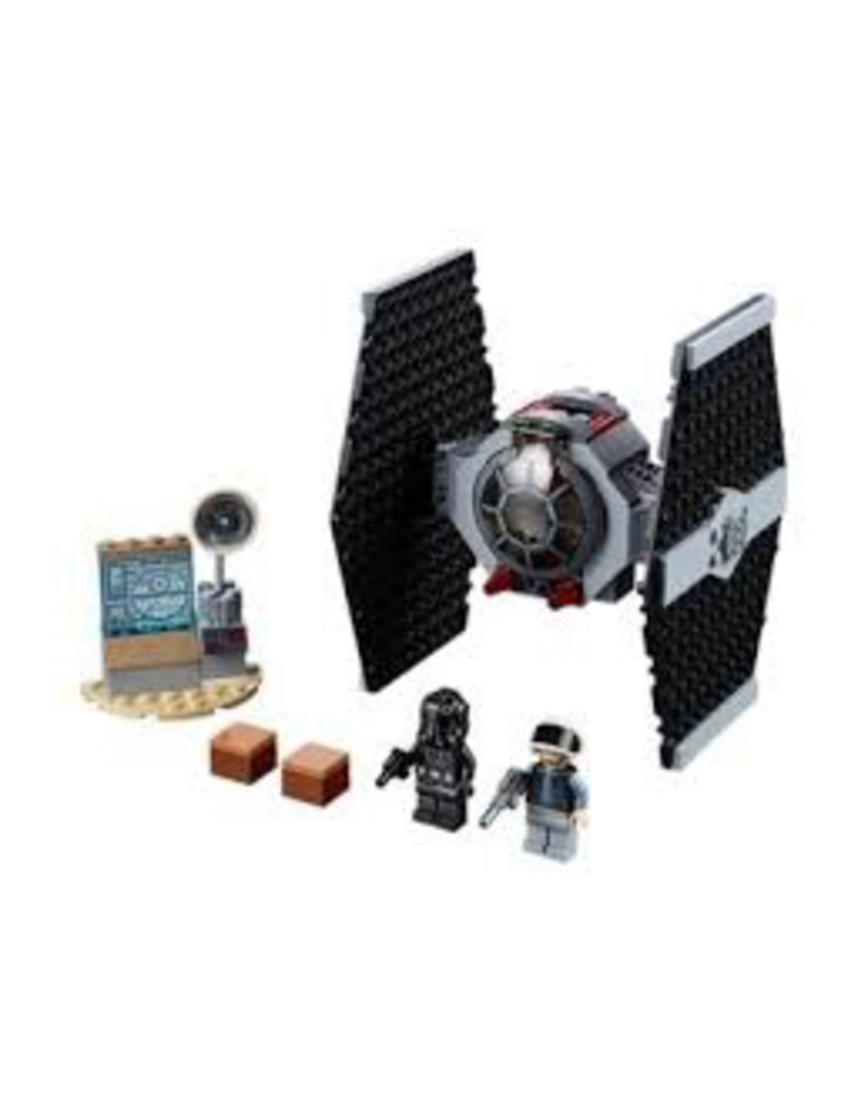 LEGO STAR WARS 75237 TIE FIGHTER ATTACK