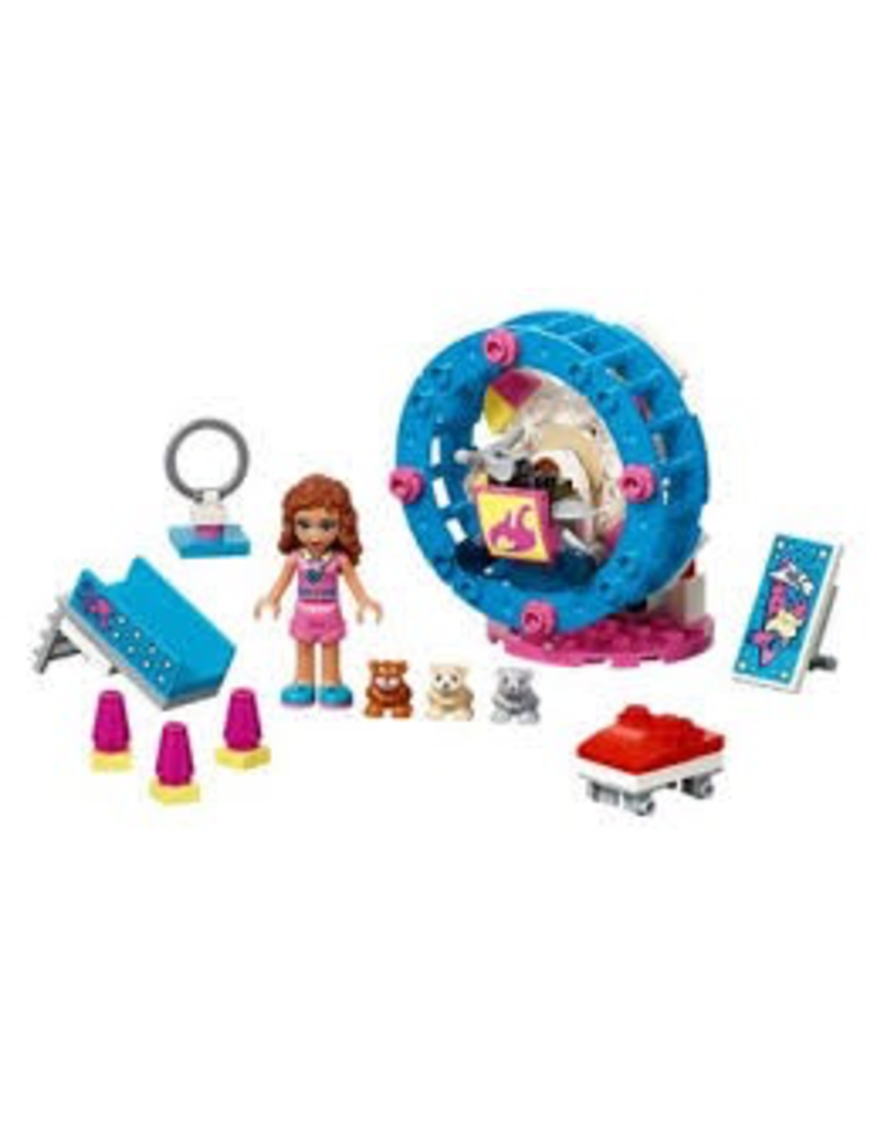 LEGO FRIENDS 41383 OLIVIA'S HAMSTER PLAYGROUND