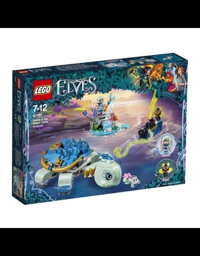 LEGO ELVES - 41191 NAIDA & THE WATER TURTLE AMBUSH