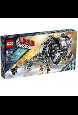 LEGO LEGO MOVIE 70815 SUPER SECERT POLICE DROPSHIP