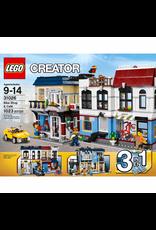 LEGO CREATOR 31026 BIKE SHOP & CAFÉ