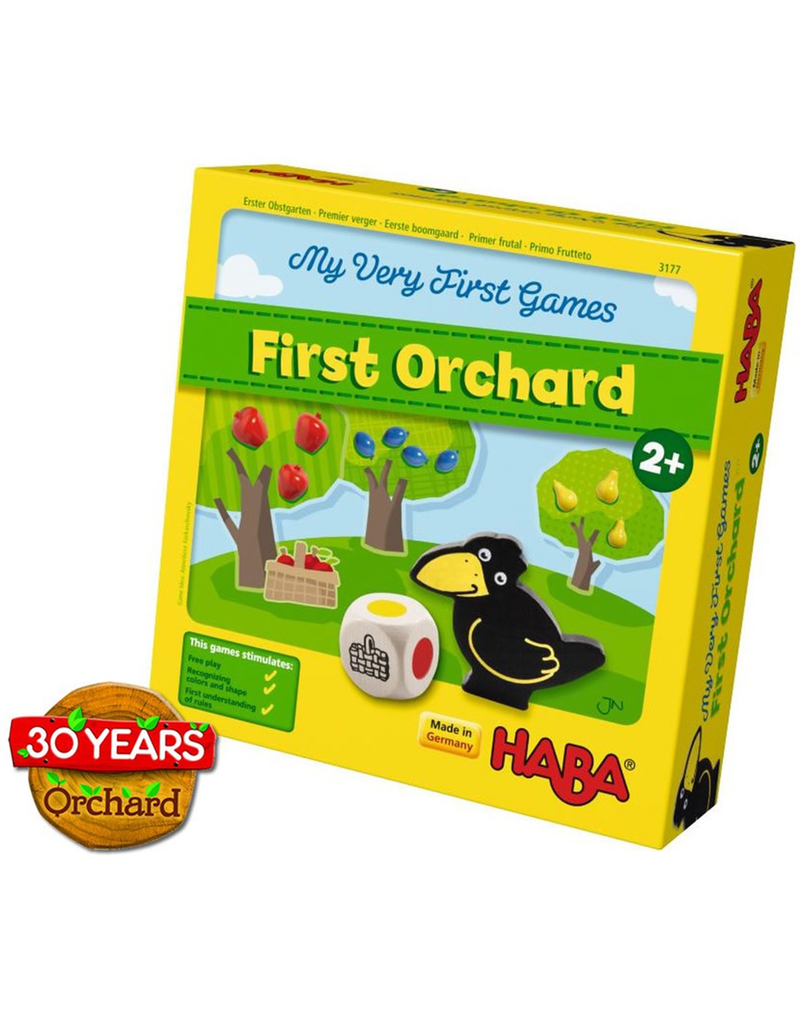 HABA MY VERY FIRST GAMES – FIRST ORCHARD