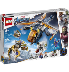 LEGO SUPER HEROES - 76144 - MARVEL - AVENGERS HULK HELICOPTER RESCUE