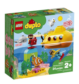 LEGO DUPLO TOWN – 10910 SUBMARINE ADVENTURE