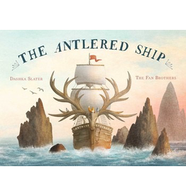 Simon and Schuster The Antlered Ship