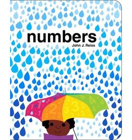 Simon and Schuster Numbers Board Book