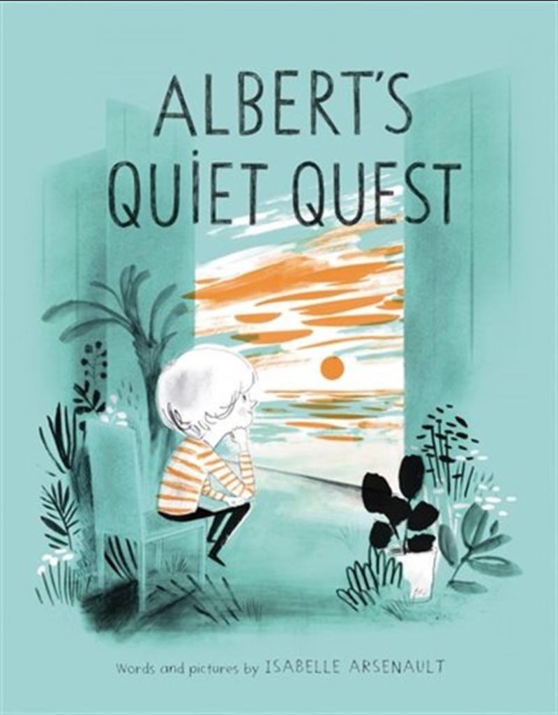 Penguin Random House Canada ALBERT'S QUIET QUEST