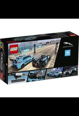 LEGO SPEED CHAMPIONS 76898 FORMULA E PANASONIC RACING JAGUAR GEN2 &JAGUAR I-PACE eTROPHY