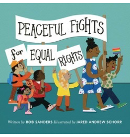 Simon and Schuster PEACEFUL FIGHTS FOR EQUAL RIGHTS
