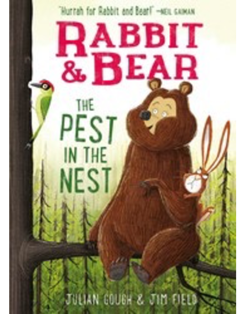 Simon and Schuster RABBIT & BEAR THE PEST