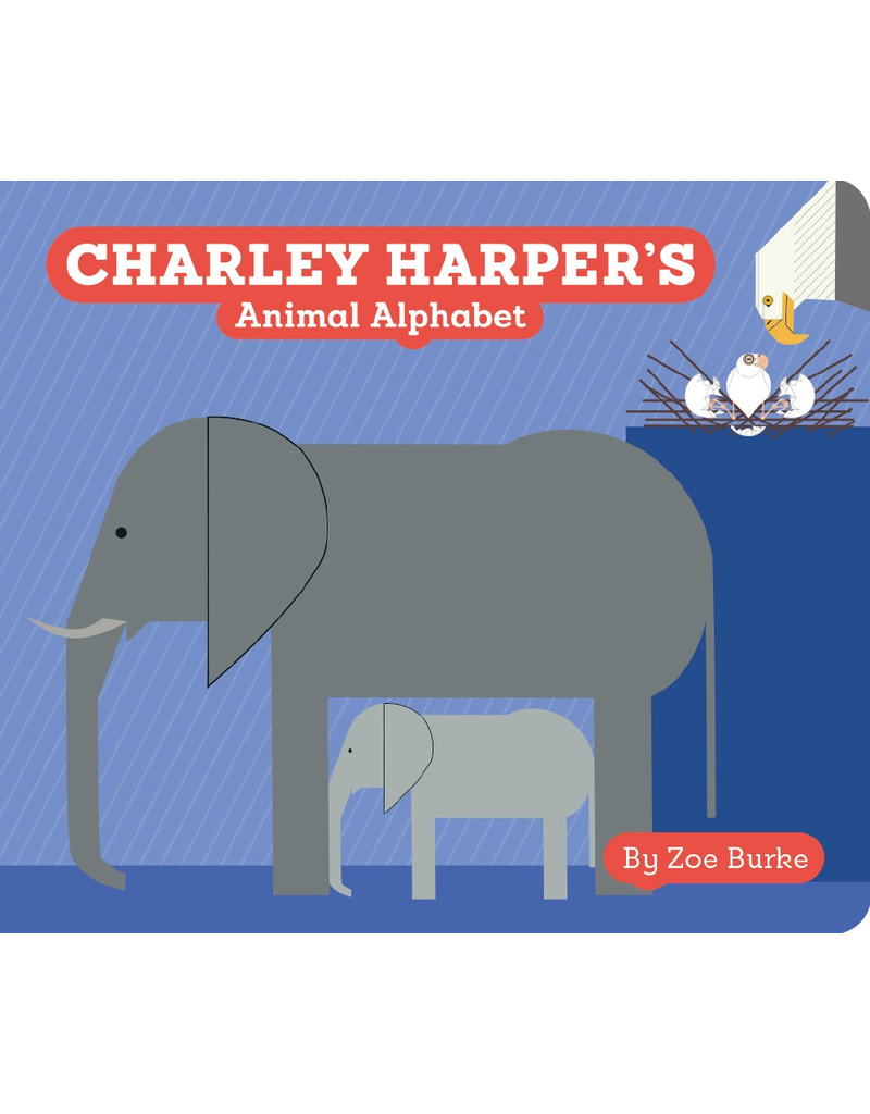 Pomegranate CHARLEY HARPER'S ANIMAL ALPHABET